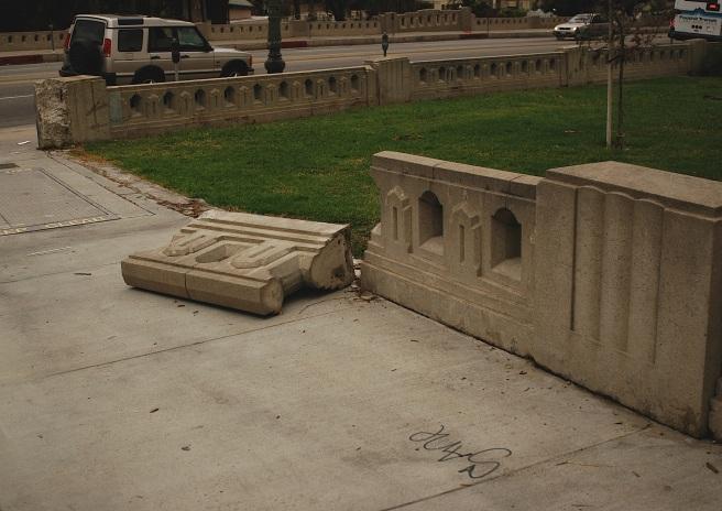 MacArthur Park, Los Angeles, October 2007