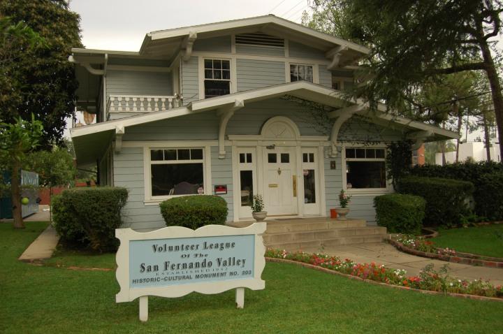 Baird House, Van Nuys, CA