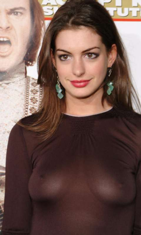 Anne Hathaway here invannuys