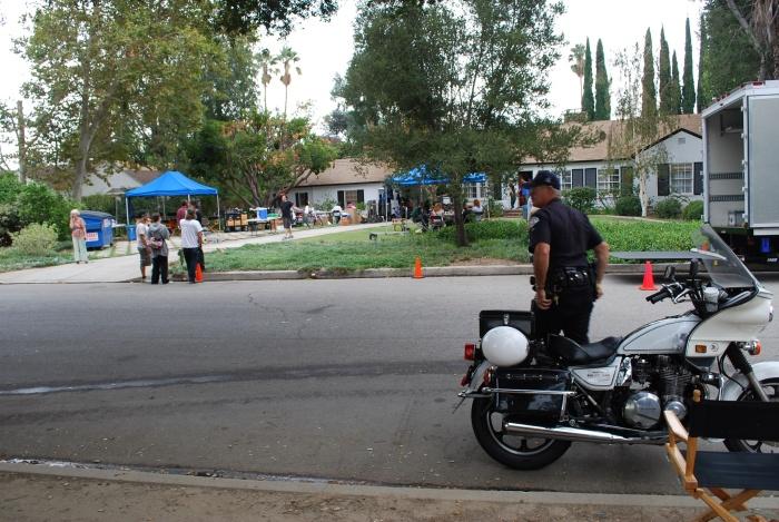 Cop House