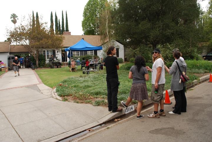 Crew Filming 15114