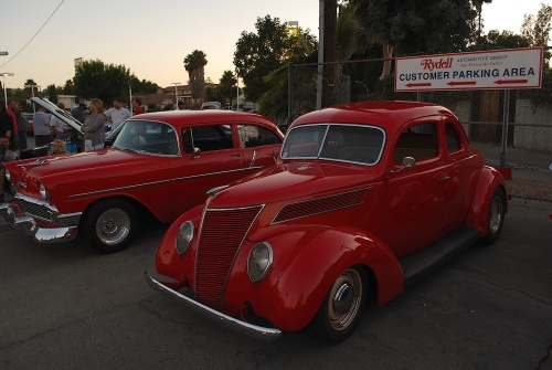 Red Cars Rydell