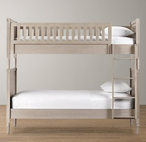 $1600 French Style Bunk Bed for Children