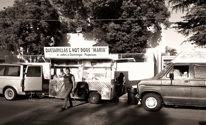 Quesadillas & Hot Dogs %22Maria%22