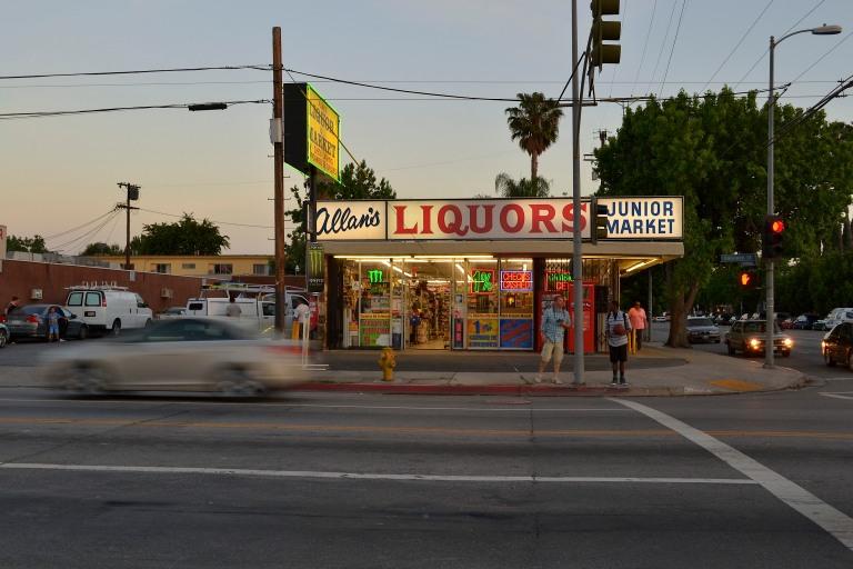 Allan's Liquors