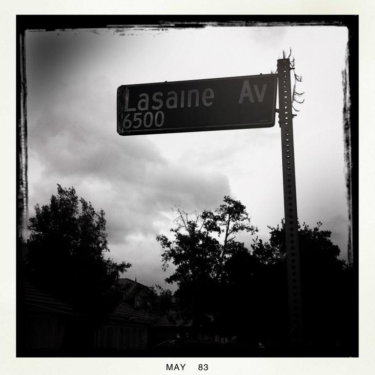 Lasaine Ave.