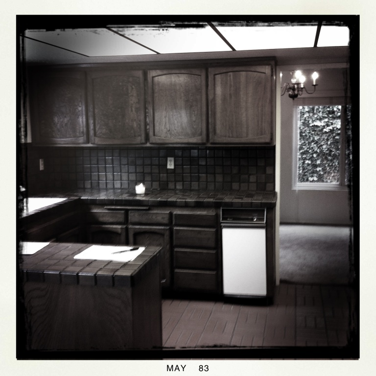 Kitchen: 6606 Lasaine Av.