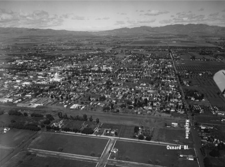 Van Nuys Circa 1945