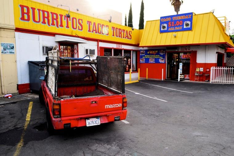$1 Taco