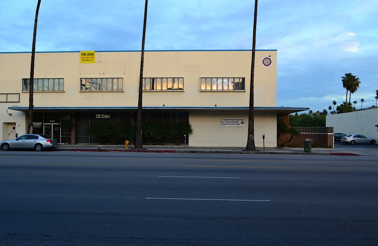 Los Angeles Housing Department