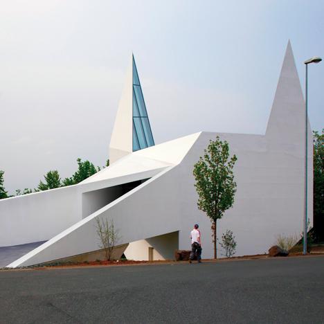 Siegerland-Motorway-Church