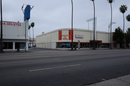 Van Nuys Boulevard: Jewel of the San Fernando Valley.