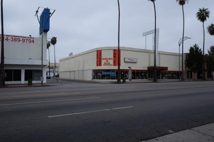 Van Nuys Boulevard: Jewel of the San Fernando Valley.