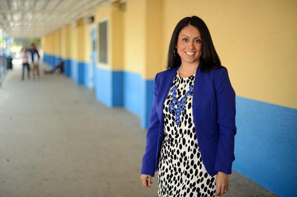 Councilwoman Nury Martinez