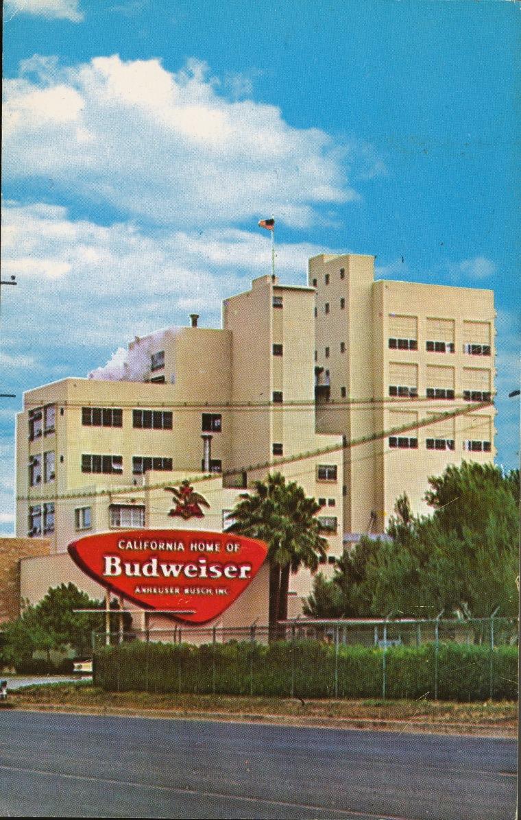 Budweiser Front