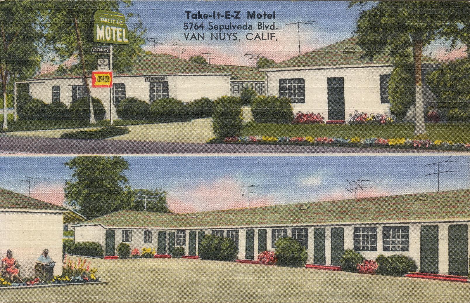 Motels In Van Nuys Ca