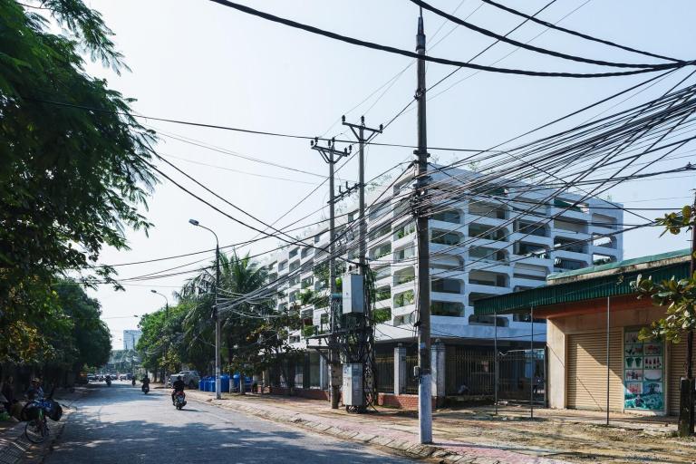 RDP-IWMC Ha Tinh Office - Photographer: Nguyen Tien Thanh