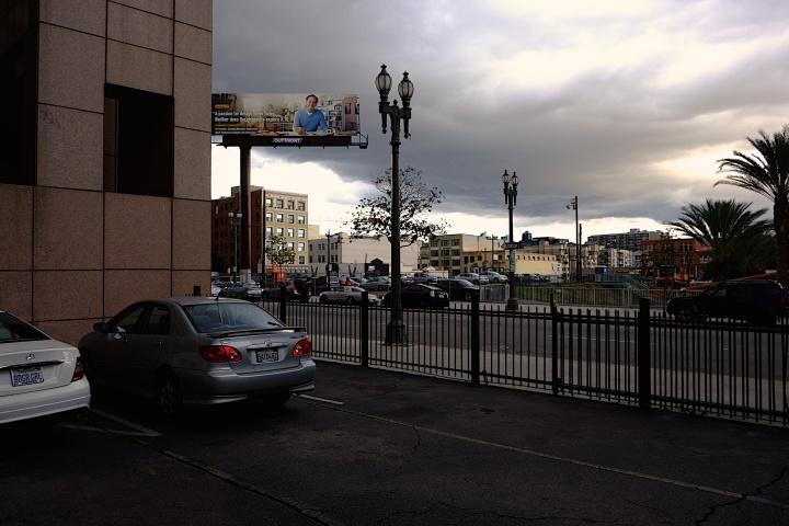 Near 4th and Main- View NE