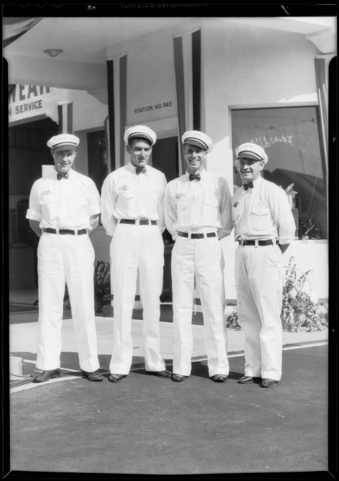 New_station__West_3rd_Street__Serrano_Avenue_Los_Angeles_CA_1933_image_1