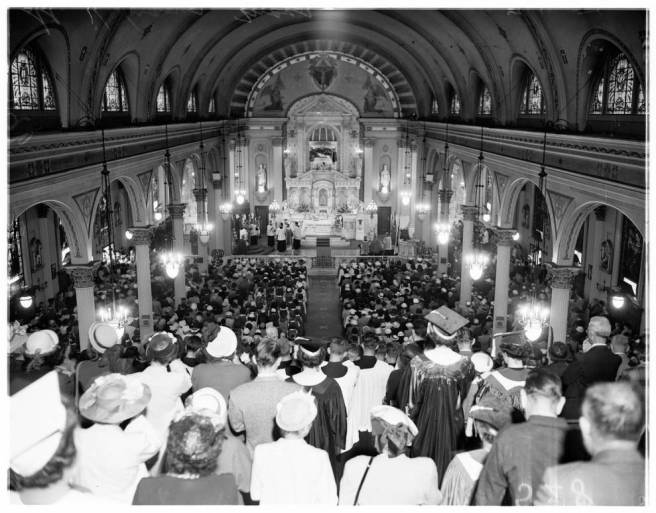 Special_4th_of_July_rites_at_St_Vibianas_1951
