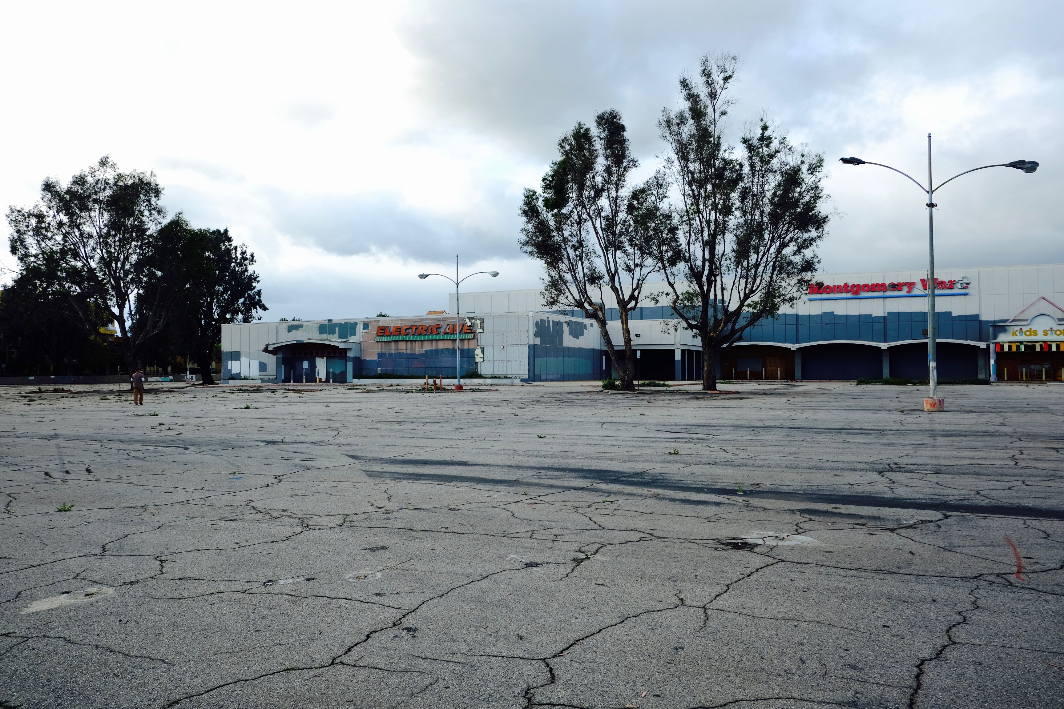 The Once And Future Panorama City Here In Van Nuys