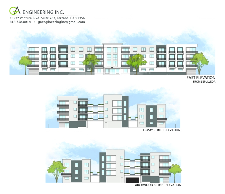 Sepulveda Plan and Elevations-01