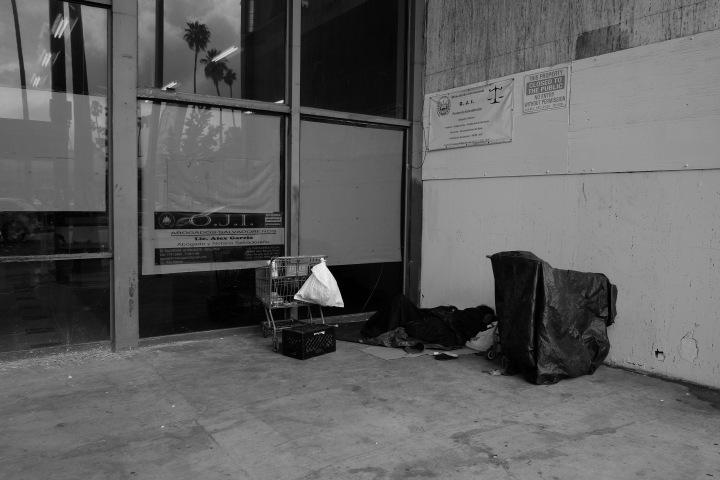 La Tapachulteca Homeless