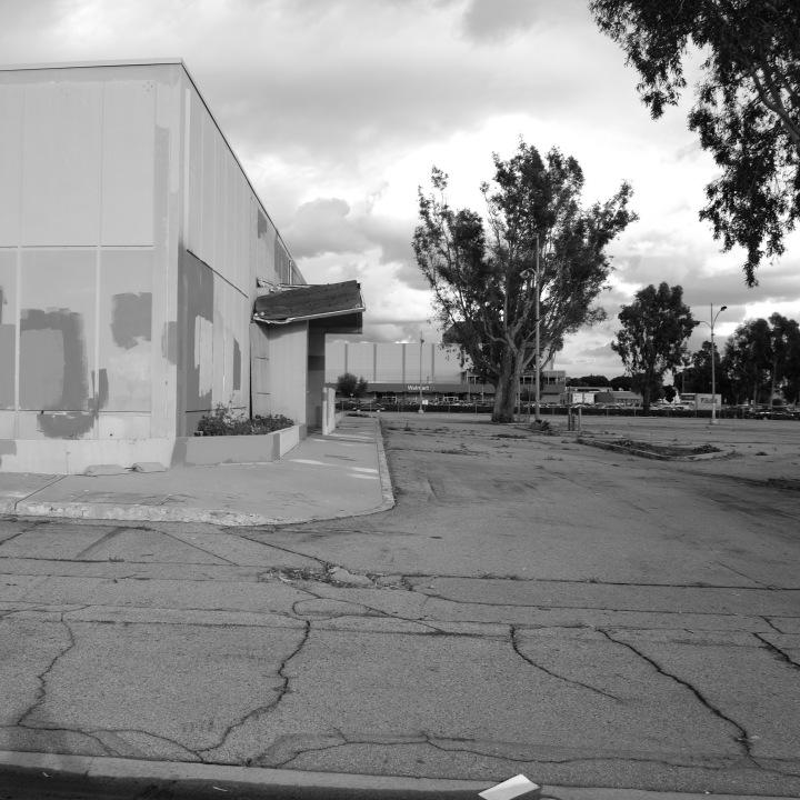 Old Montgomery Ward. Panorama City, CA.