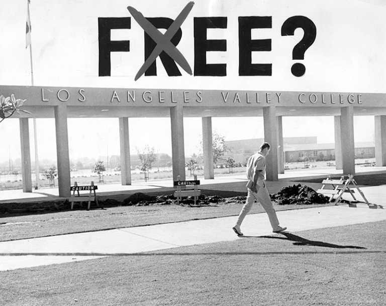 Valley College, 1962