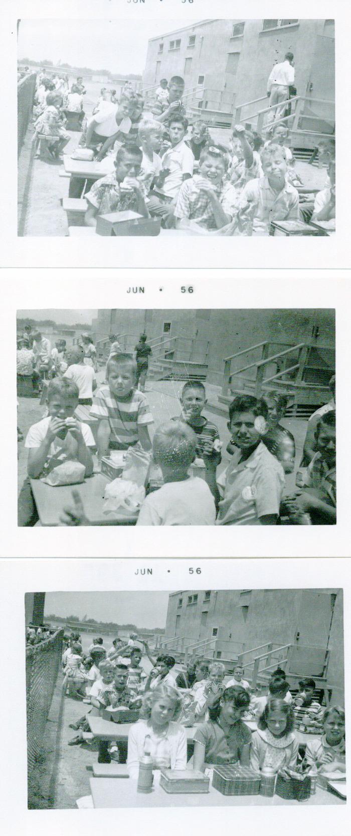 Valerio St. School June 1956