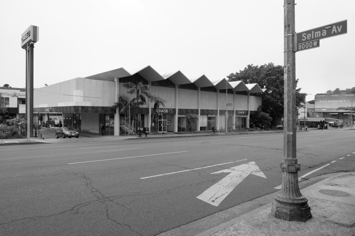 Lytton Savings and Loan (1960); now Chase Bank.