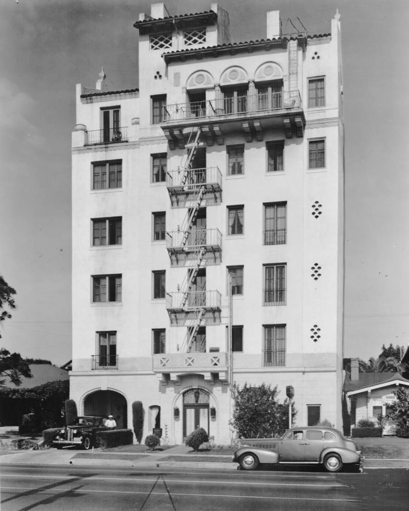 Dover Apartments: About, But Not Limited To, Van Nuys, CA
