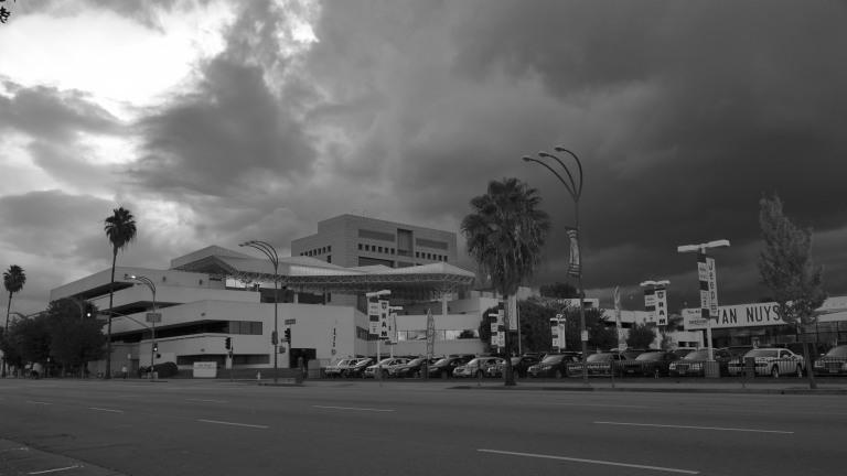 State Office Building Van Nuys Ca