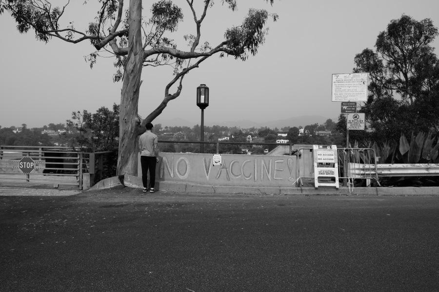No Vaccine, Adelaide Dr.