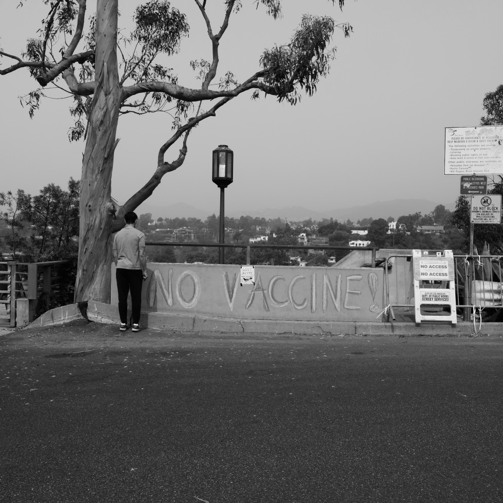 No Vaccine, Adelaide Dr.
